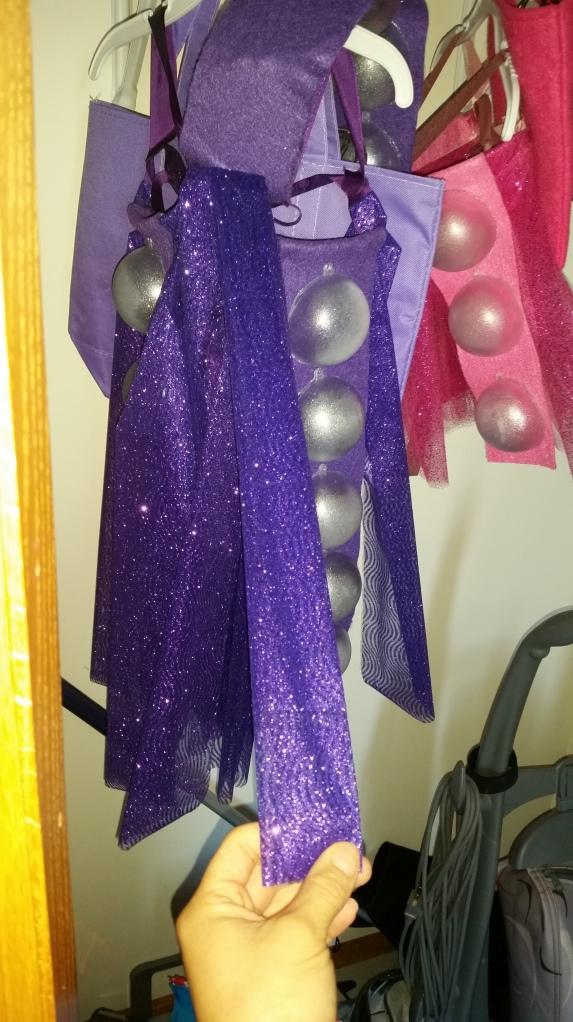DIY Dalek Costume for Little Girls